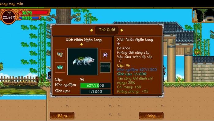Thông tin Nick Ninja School mã số 120